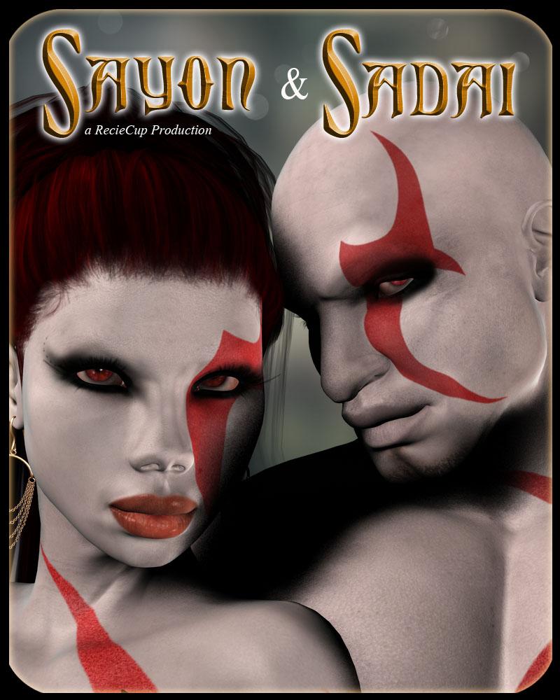 Sadai and Sayon The Bundle [Exclusive]