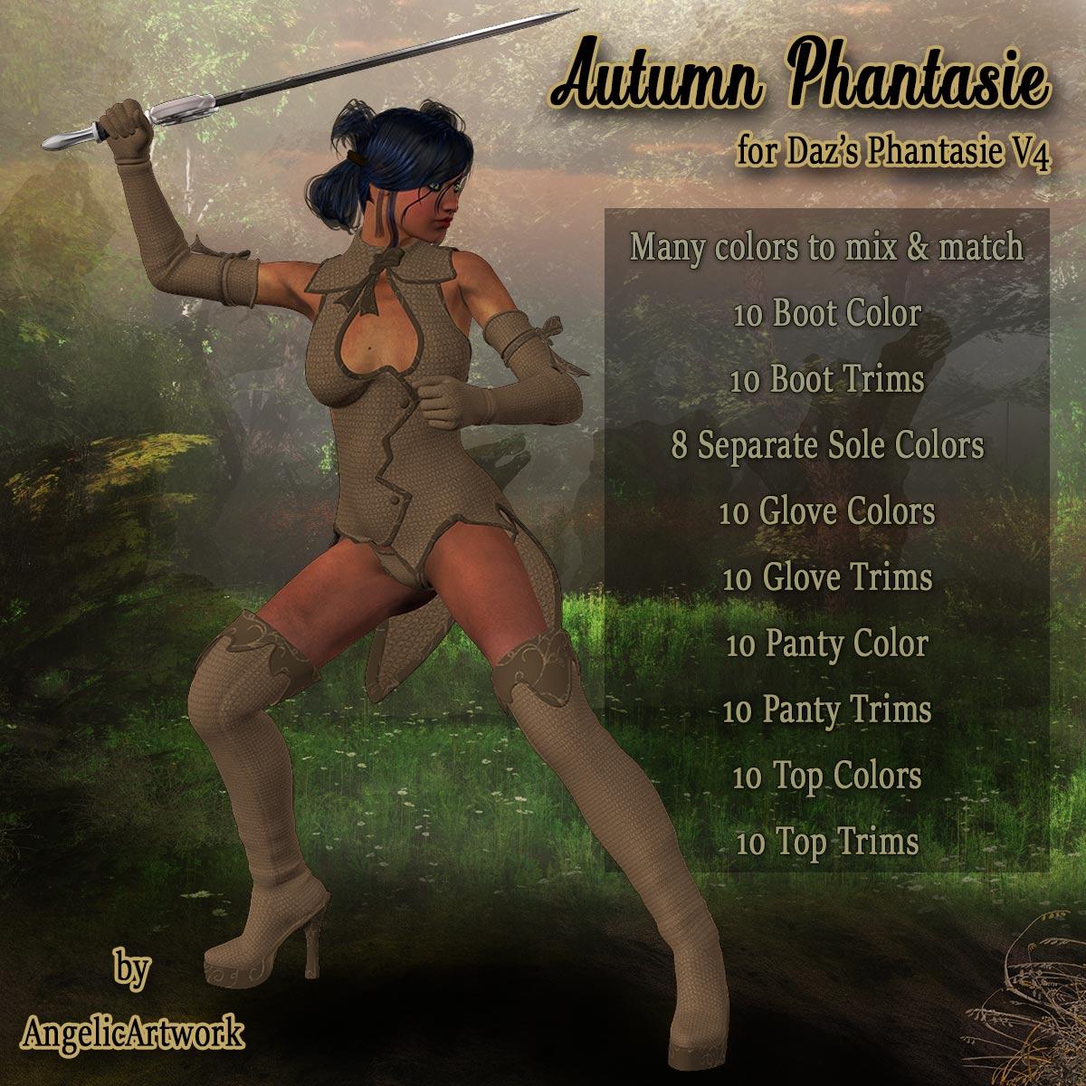 Autumn Phantasie V4 *EXC*