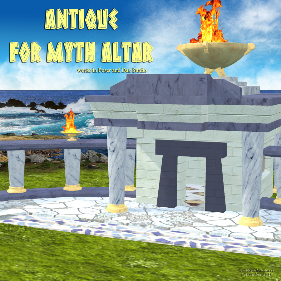 Antique for The Myth Alter [Exclusive]