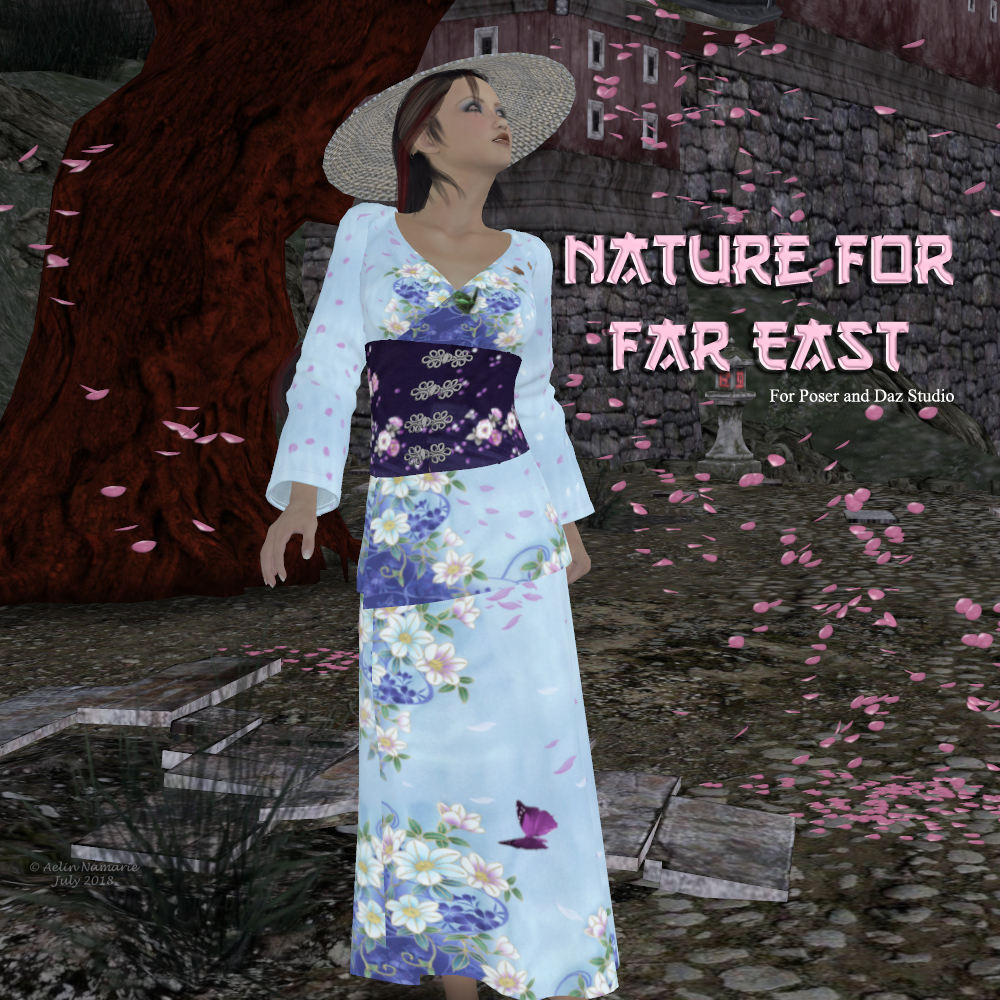 Nature for Far East V4 - Exclusive