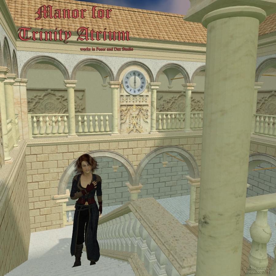 Manor for Trinity Atrium [Exclusive]