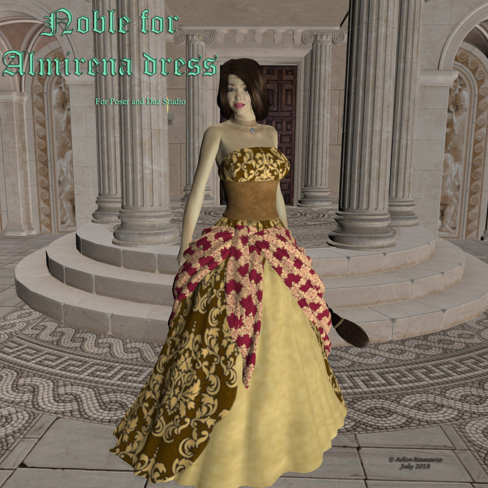 Noble for Almirena Dress