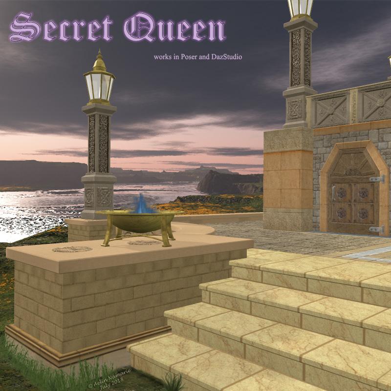 Secret Queen for Queens Landing