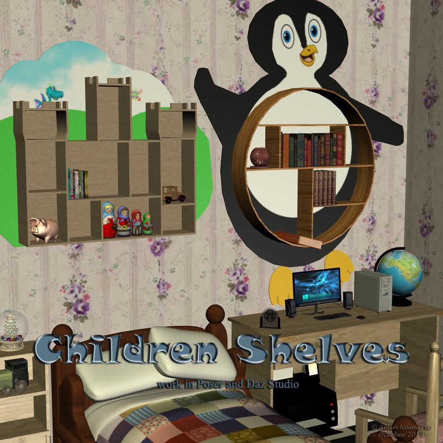 Children Shelves