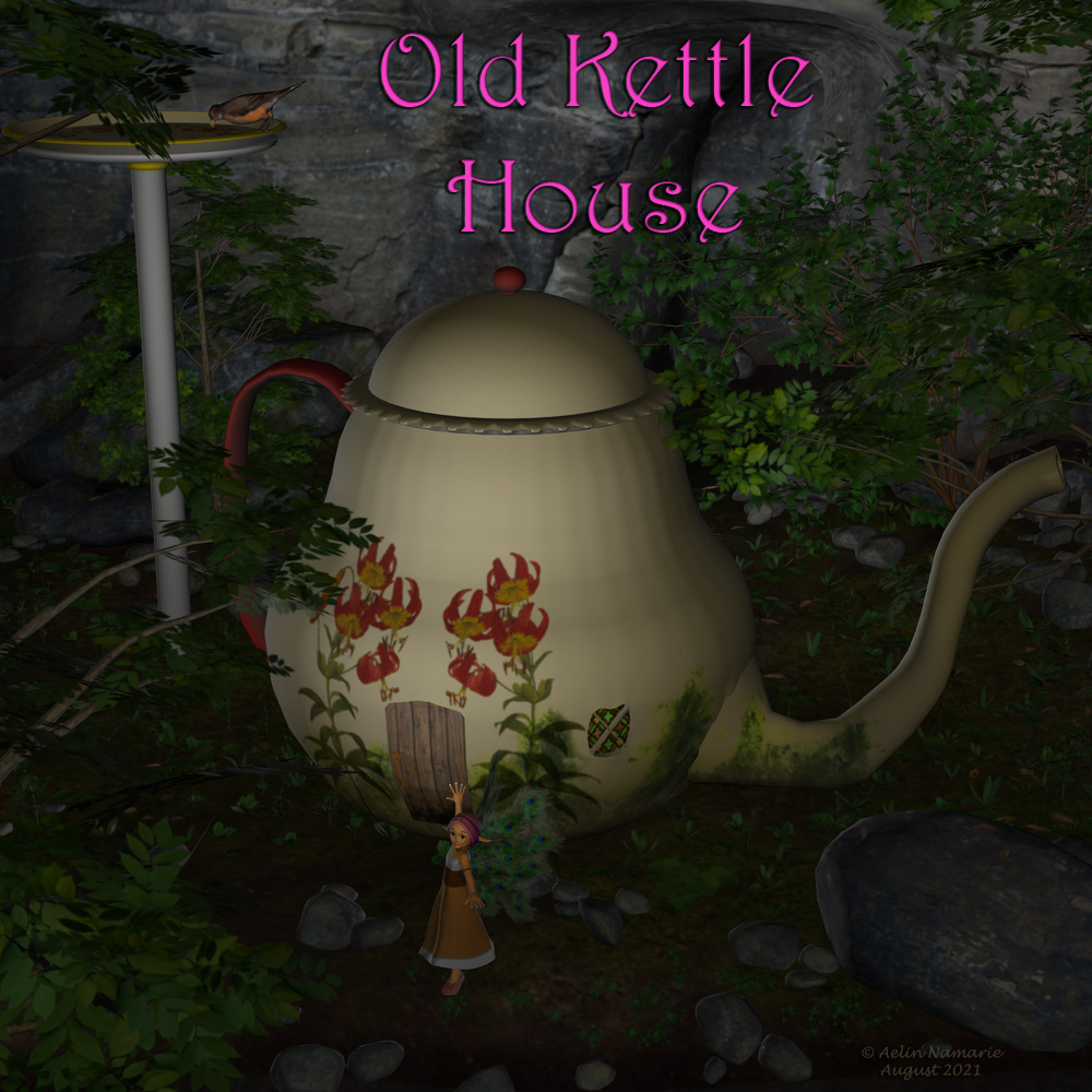 Old Kettle Houses