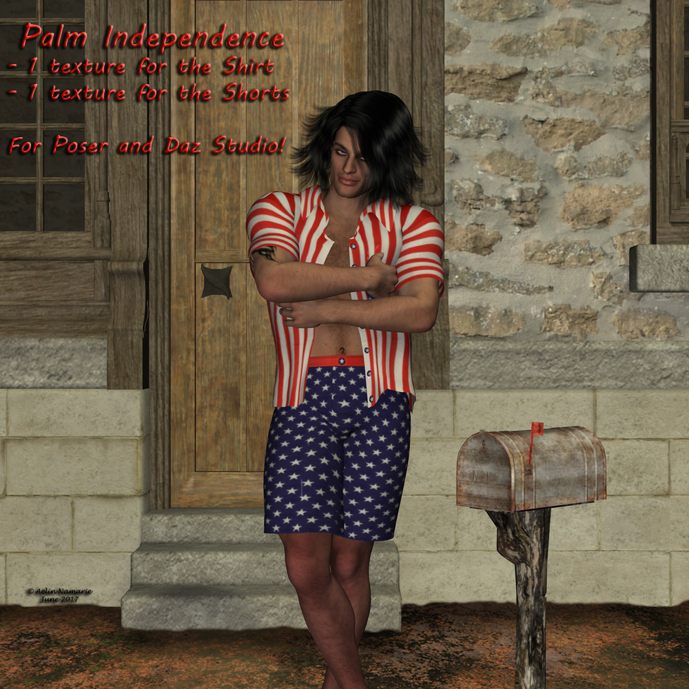 Independence for Palm M4 Outfit *Exclusive*