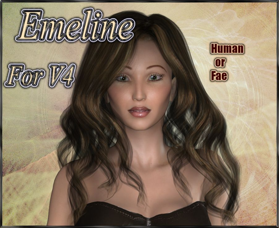 AngellsGraphics' Emeline V4 Exclusive