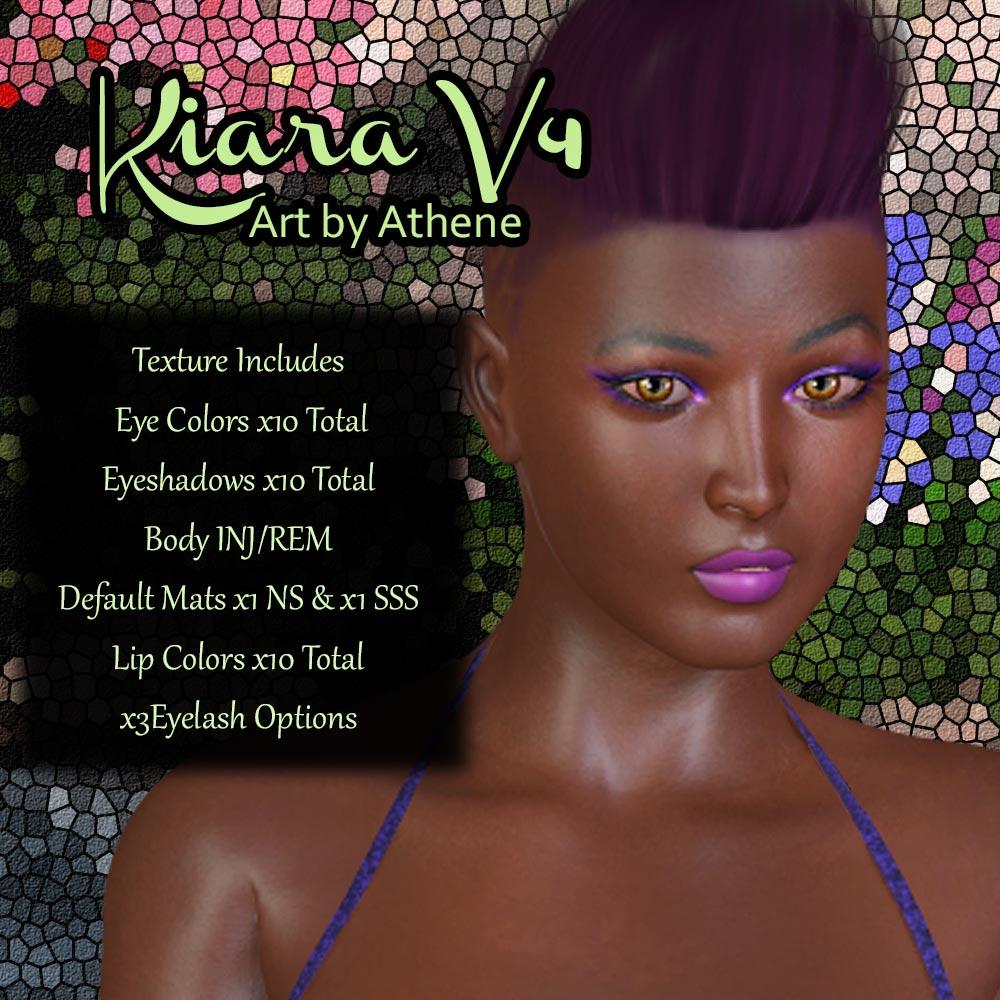 Kiara V4 *Exclusive*