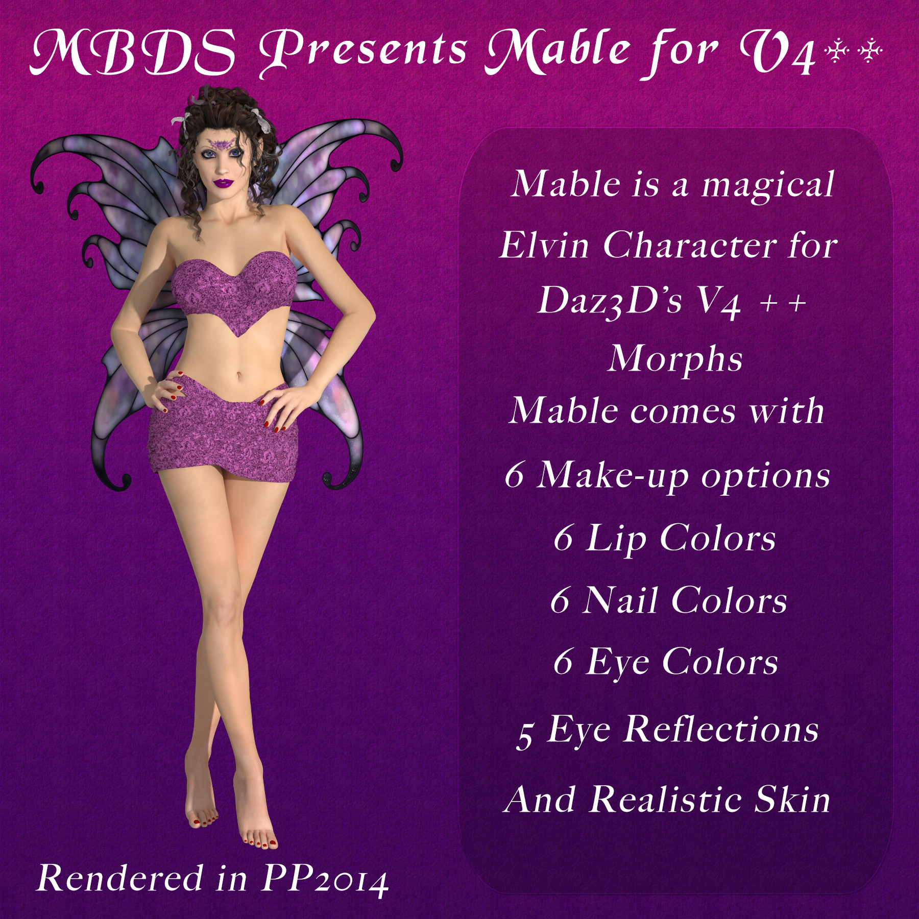 MBDS's Mable V4 *Exclusive*