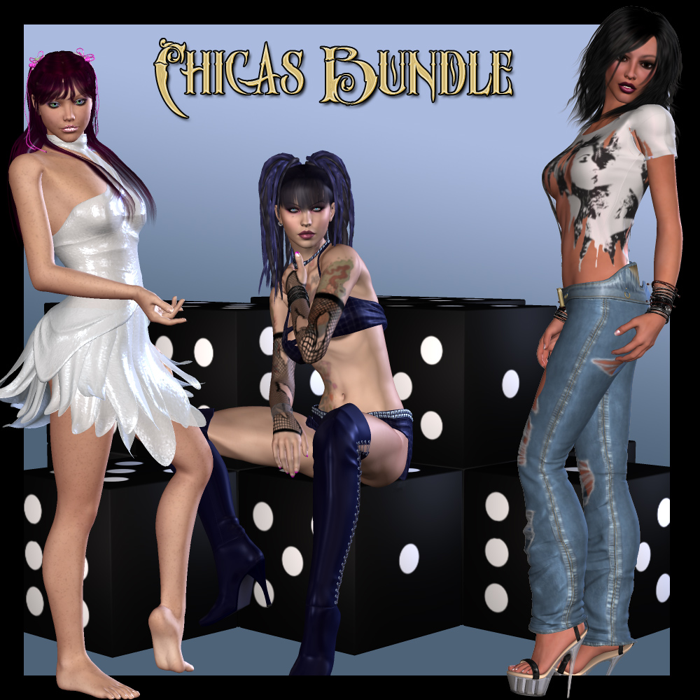 Chicas Exclusive Bundle
