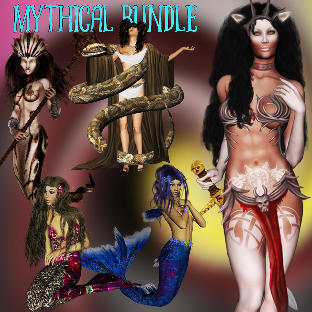 Mythical Exclusive Bundle
