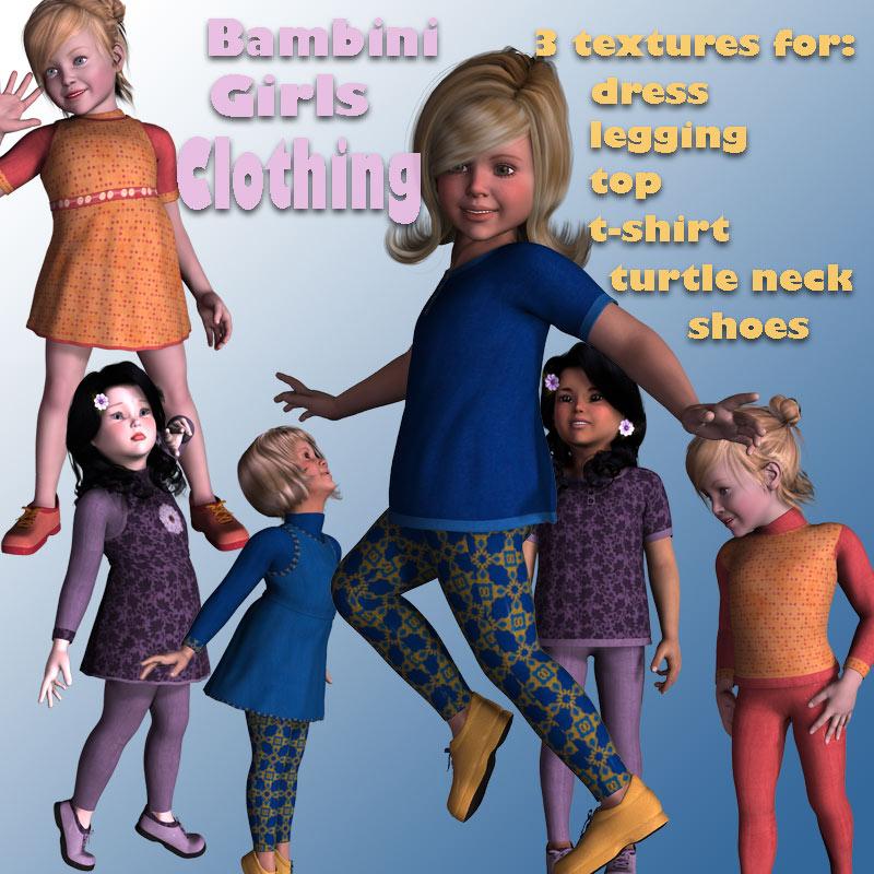 Bambini Girl Textures