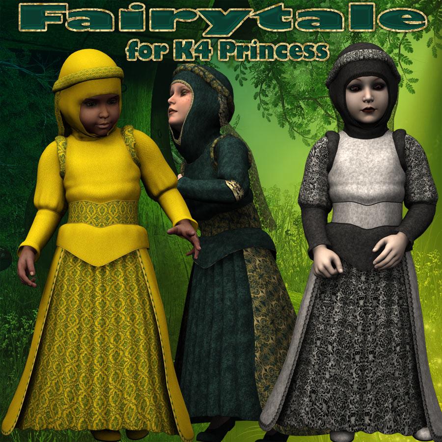 Fairytale Princess K4 *Exclusive*