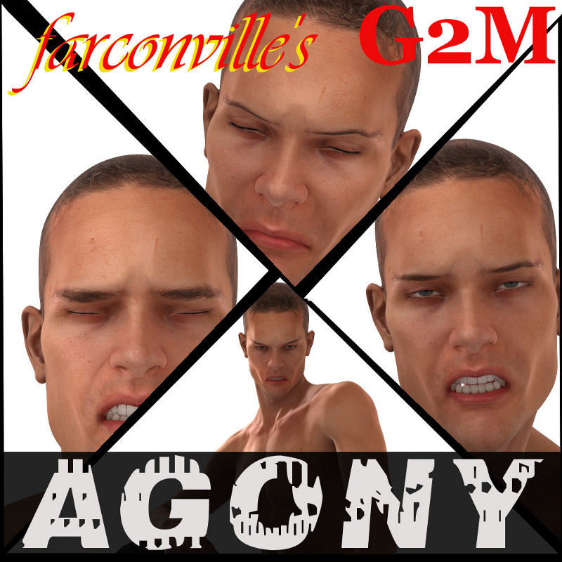 Agony Expressions G2Male