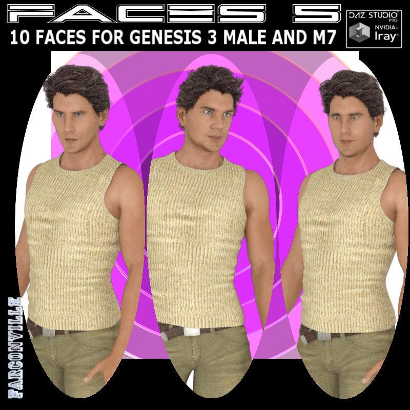 G3M/M7 Faces 5