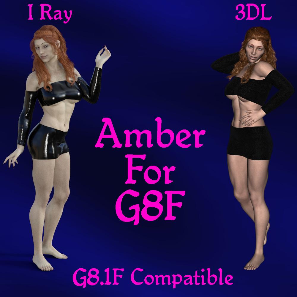 Amber G8F