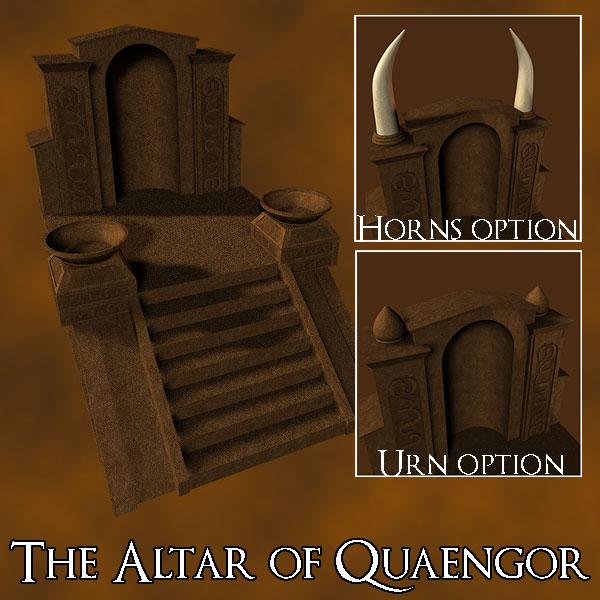 Altar of Quaengor
