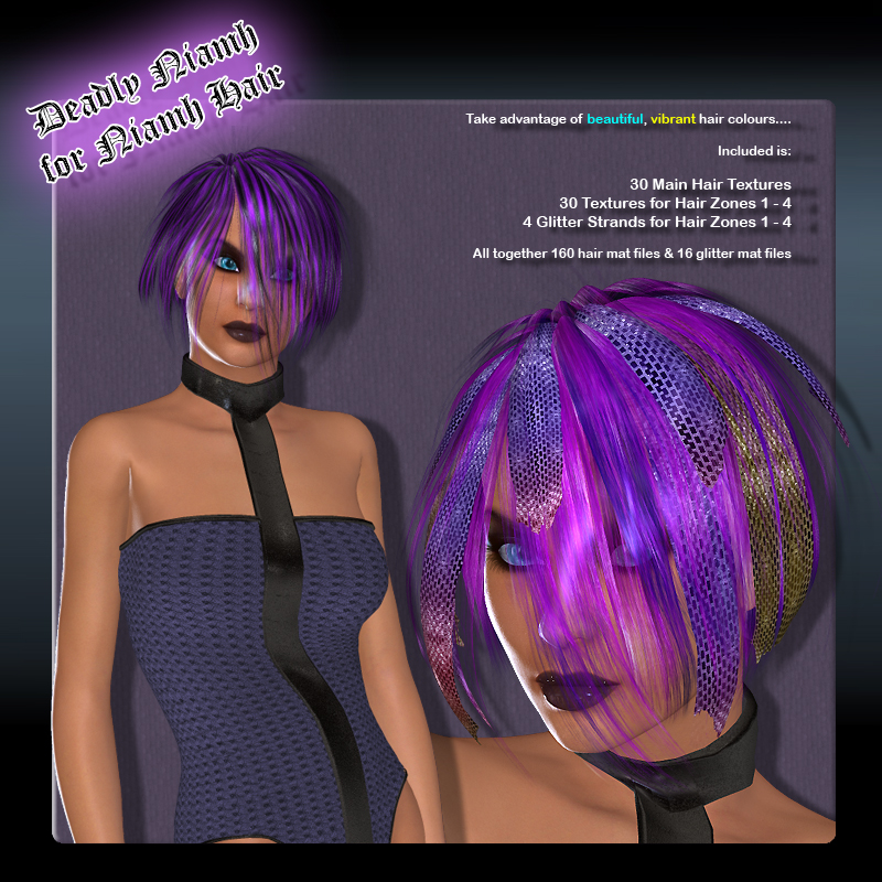 Deadly: NiamH Hair