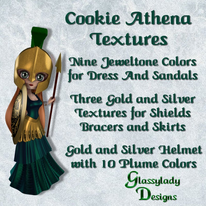 Athena Textures [Exclusive]