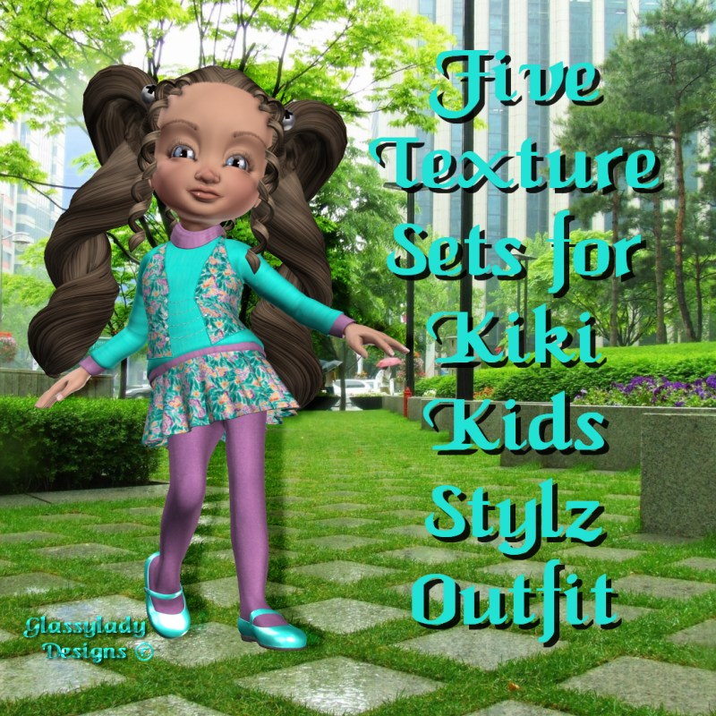 Fun and Playful for Kiki Kid Stylez