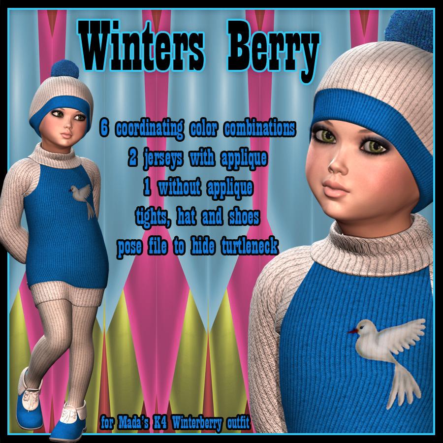 Winter's Berry K4 [Exclusive]