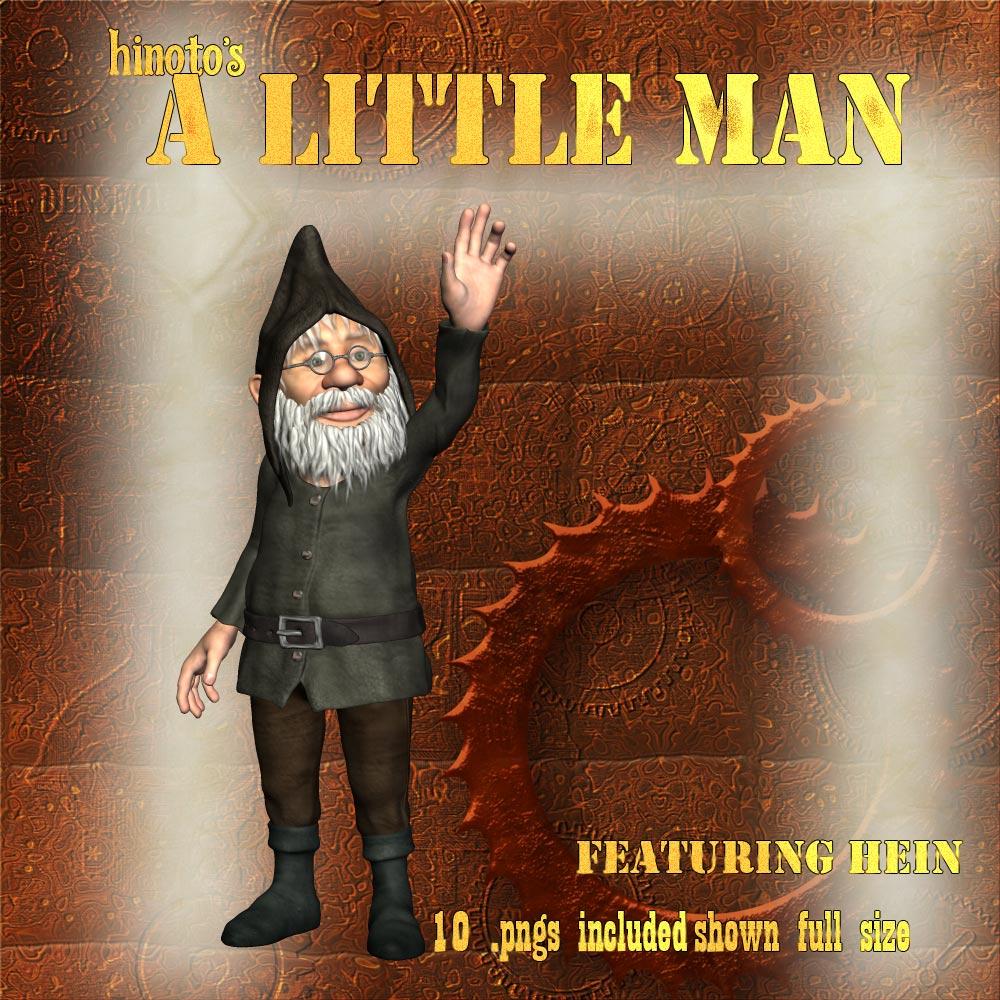 A Little Man