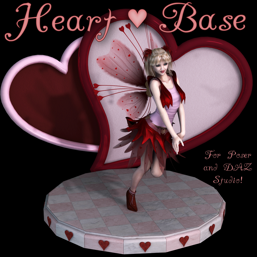 Hearts Base *EXC*