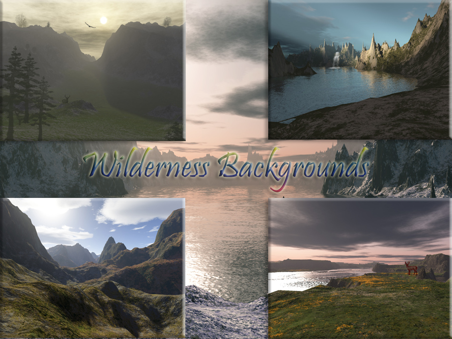 Wilderness Backgrounds [Exclusive]