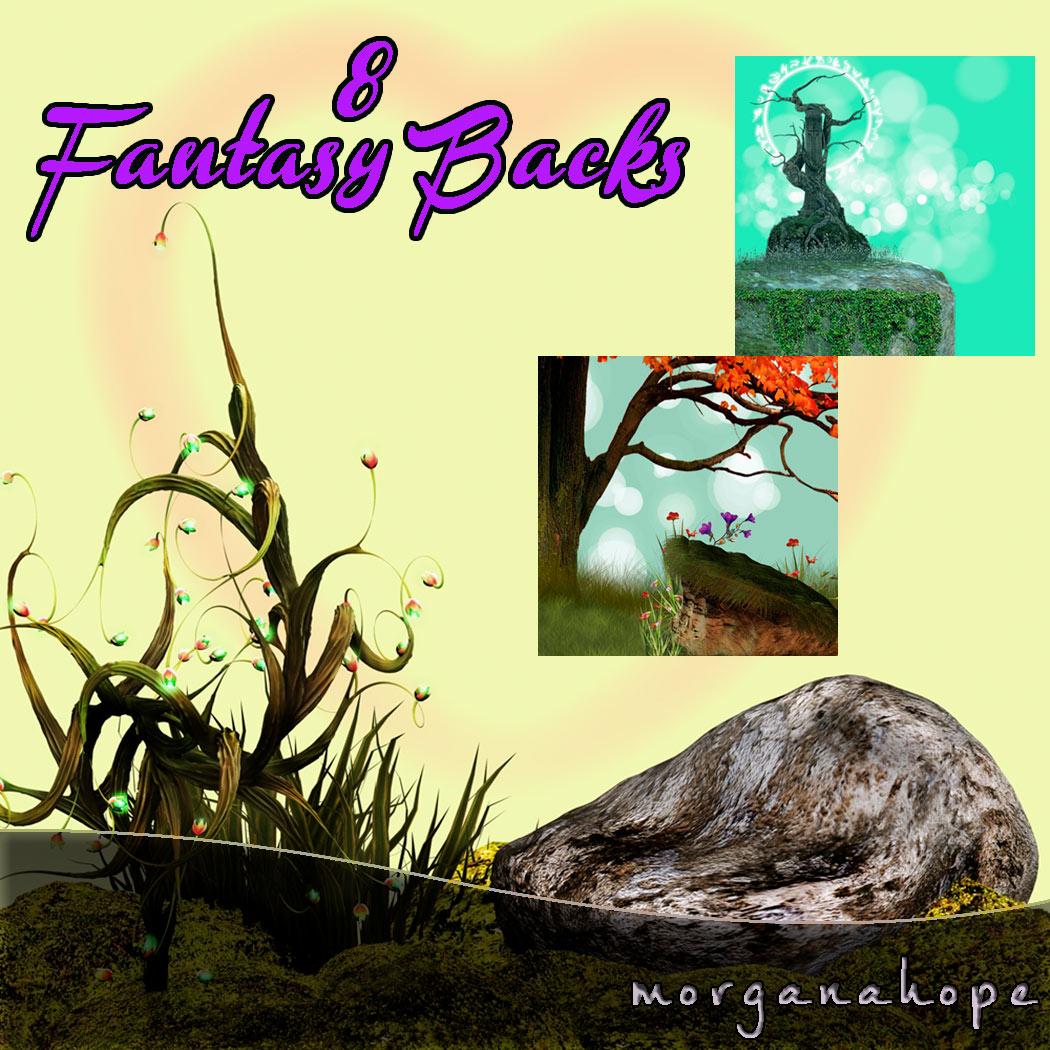 Fantasy Backs [Exclusive]