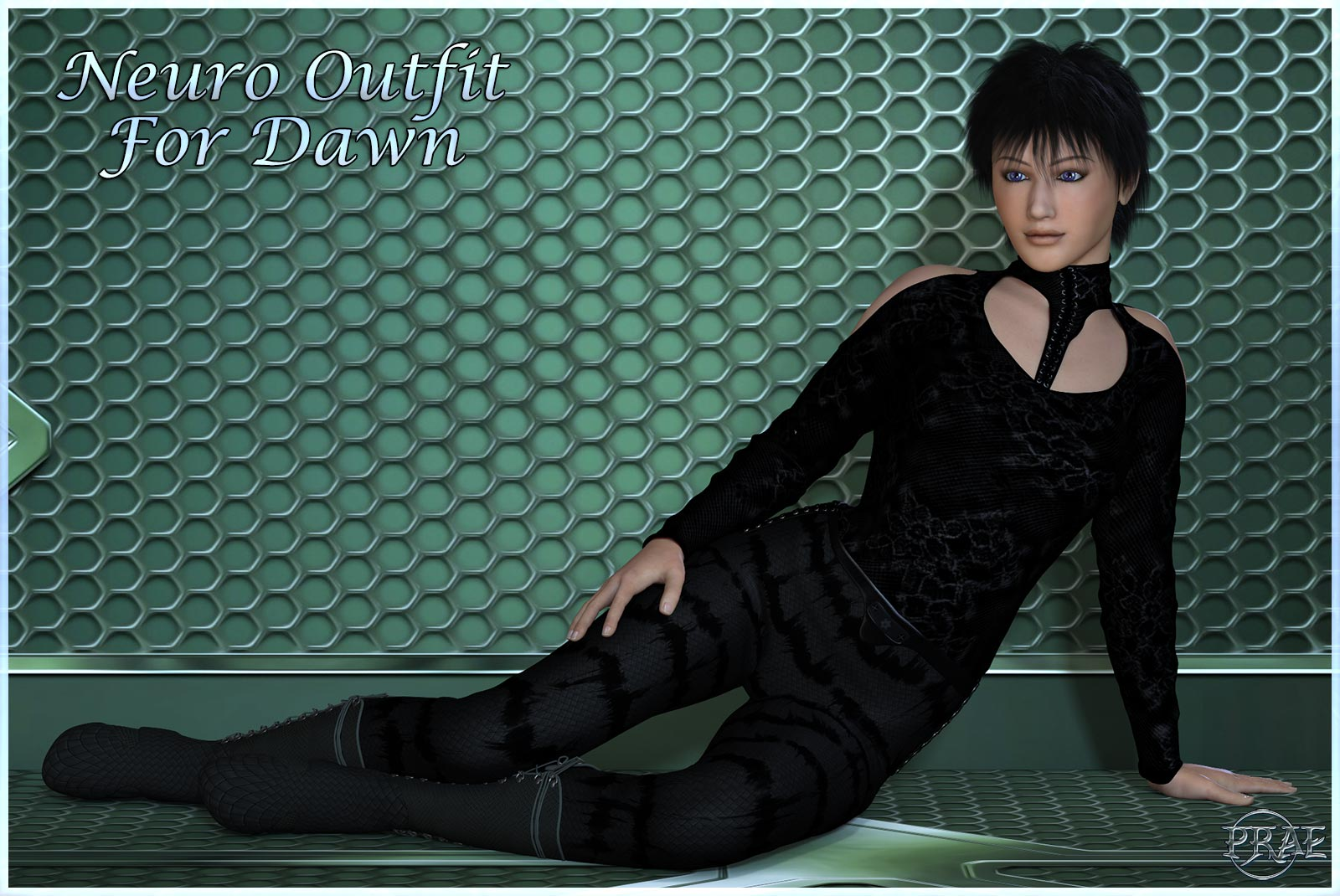 Neuro Outfit for Dawn