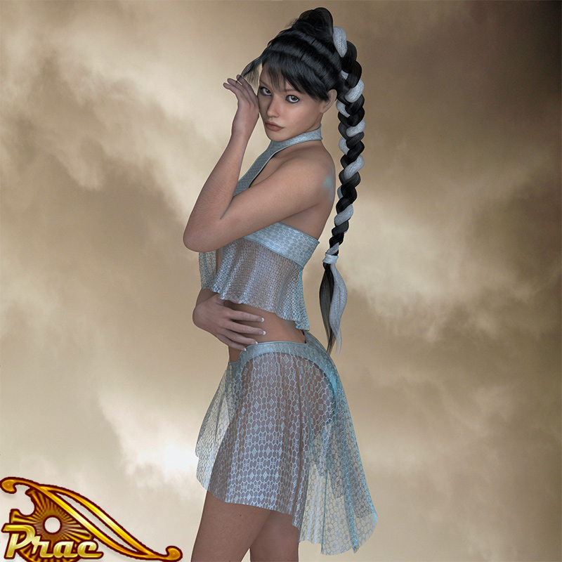 Zephyrus Outfit For V4/A4/Elite