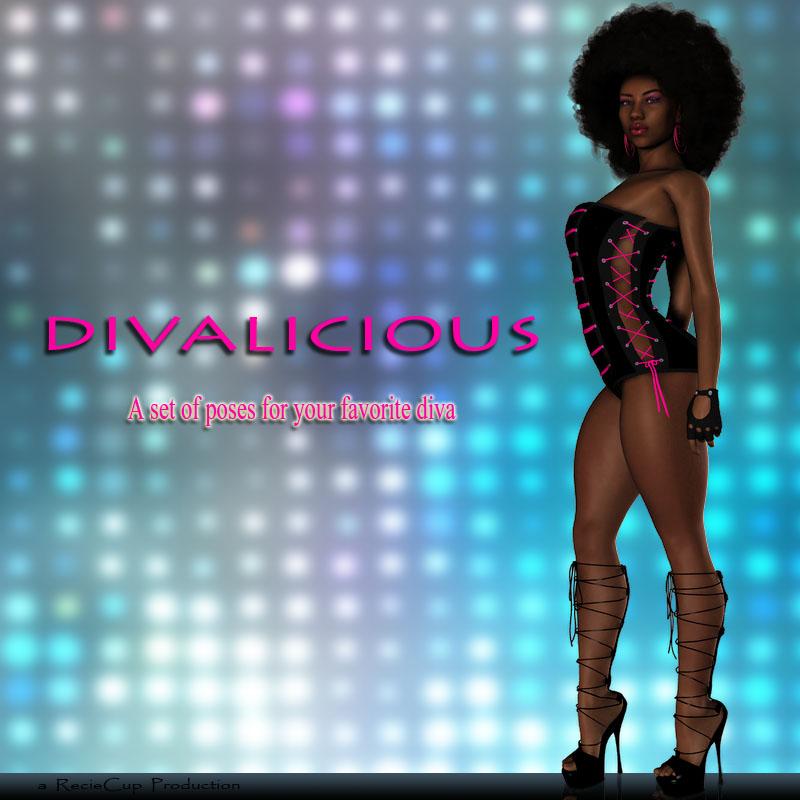 Divalicious Poses for V4.2