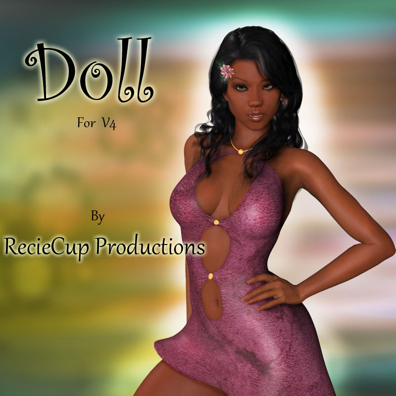 Doll for V4 [Exclusive]