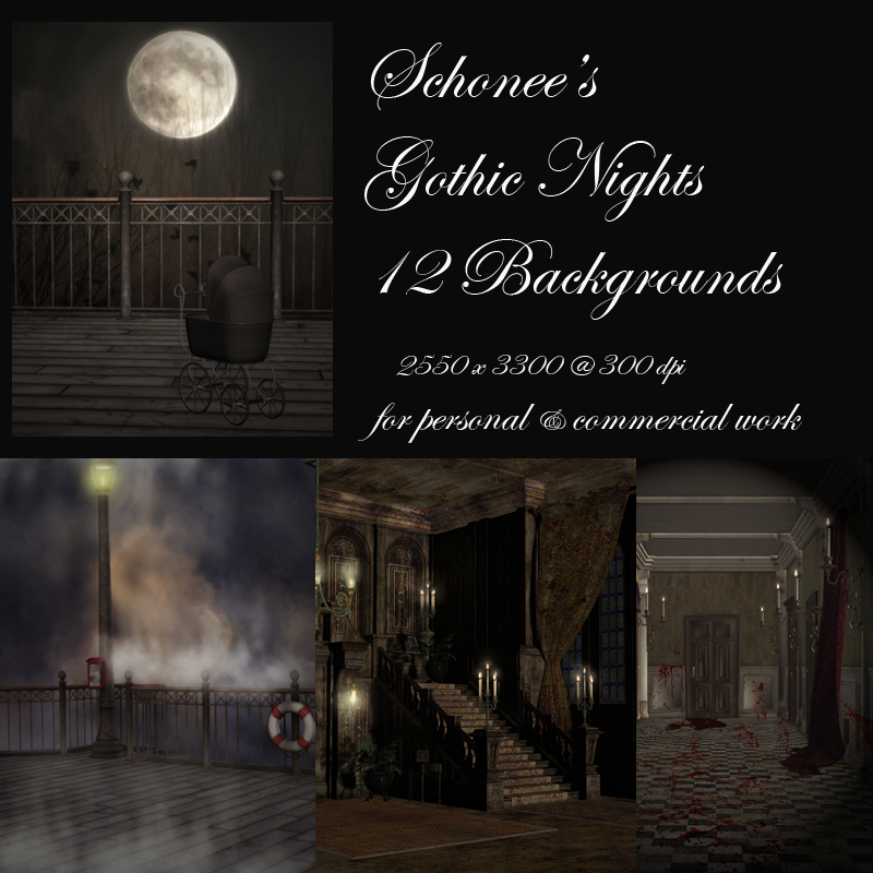 Gothic Nights 2 (Exclusive)