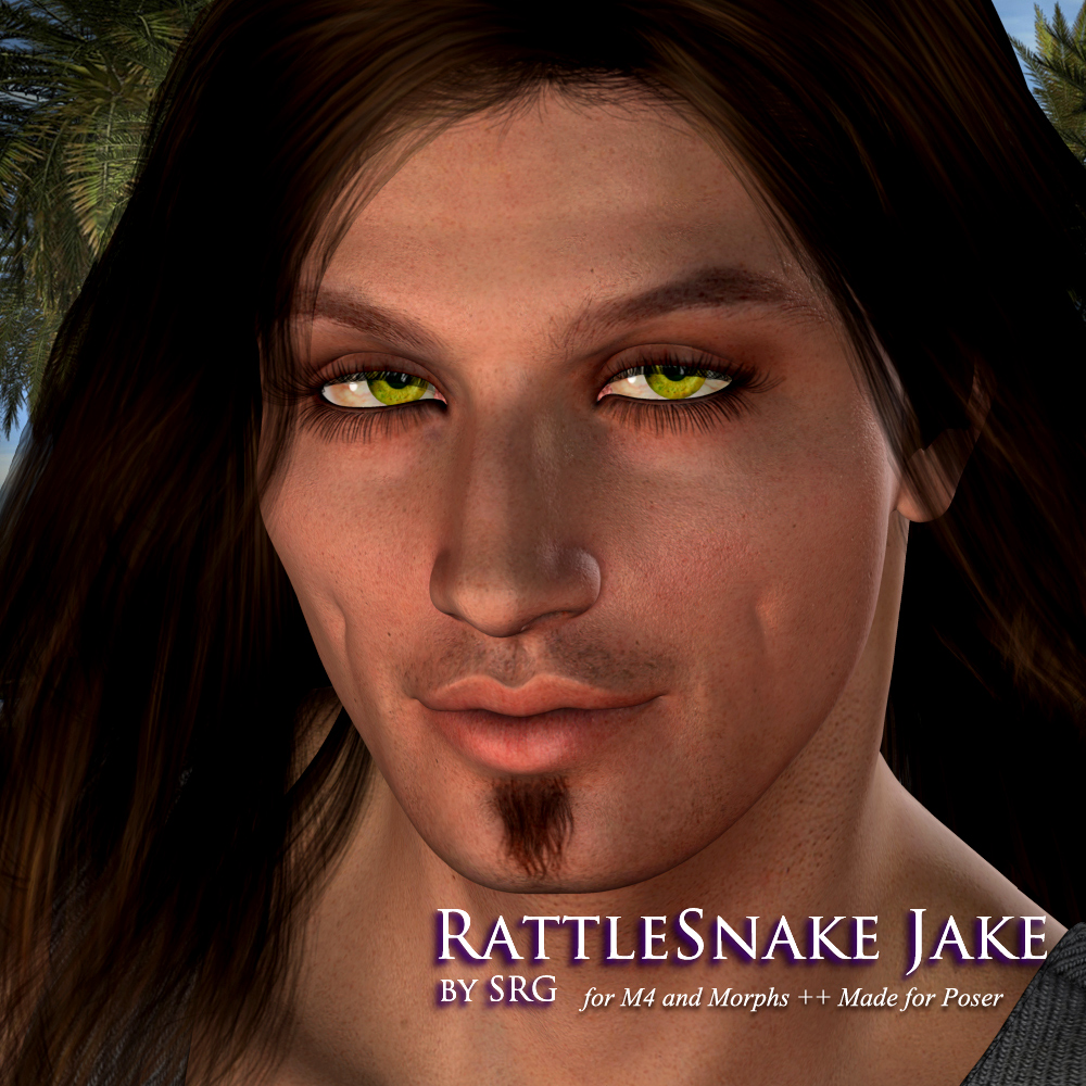 Rattlesnake Jake for M4 *Exclusive*