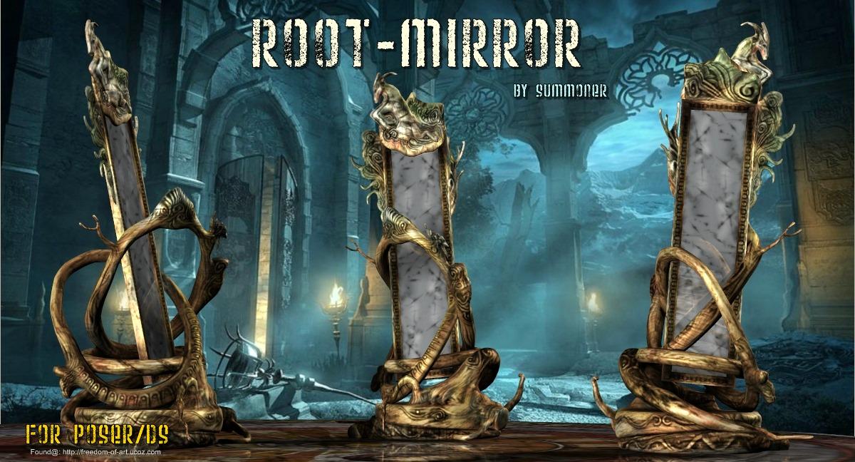 Root Mirror [Exclusive]