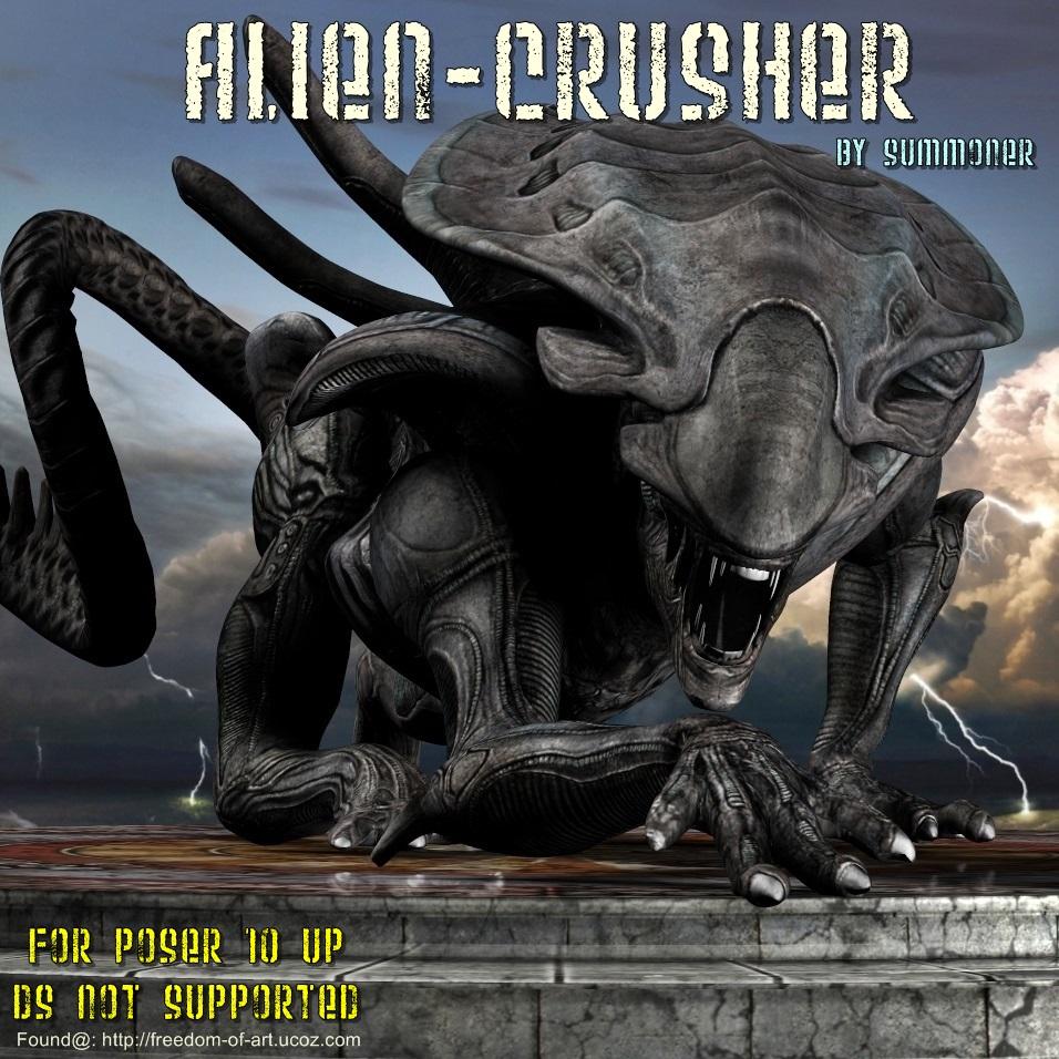 Alien Crusher *Exclusive*