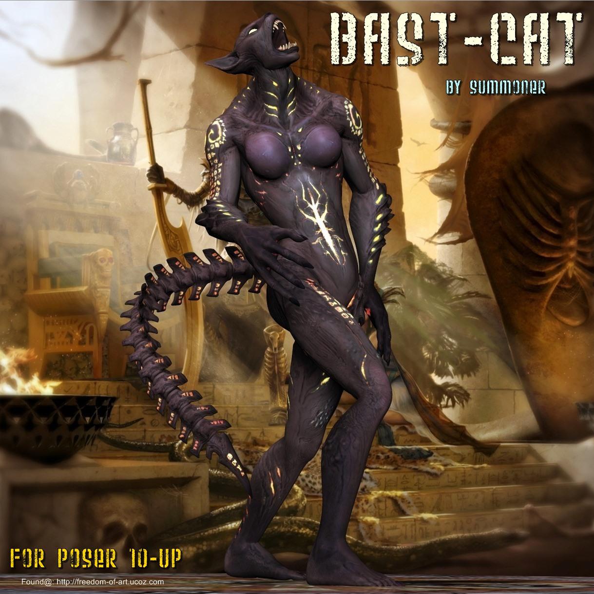 Bast Cat [Exclusive]