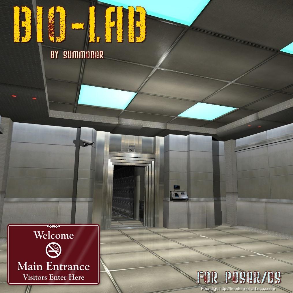 Summoner's Bio-Lab [Exclusive]