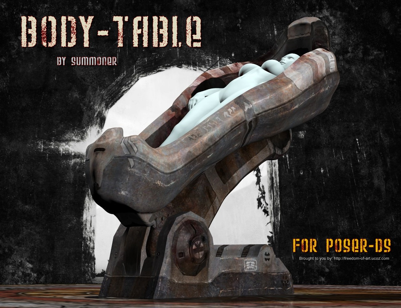 Body Table [Exclusive]
