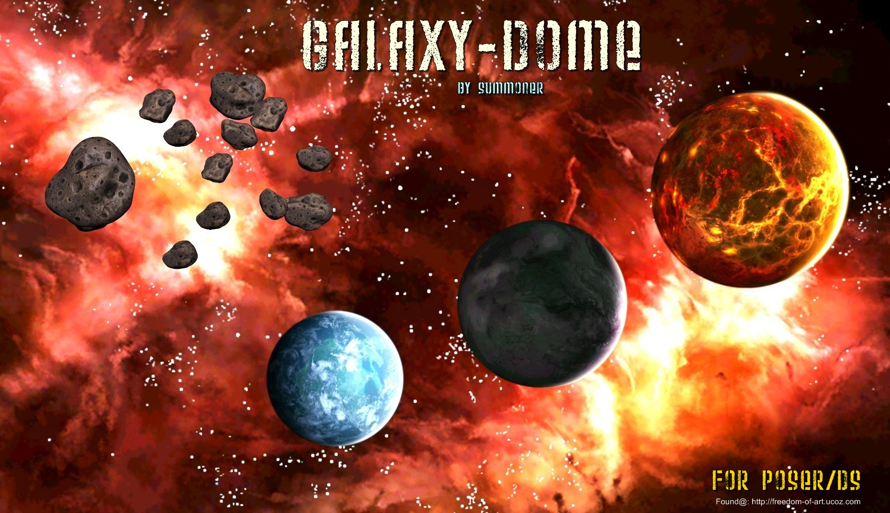 Galaxy Dome [Exclusive]