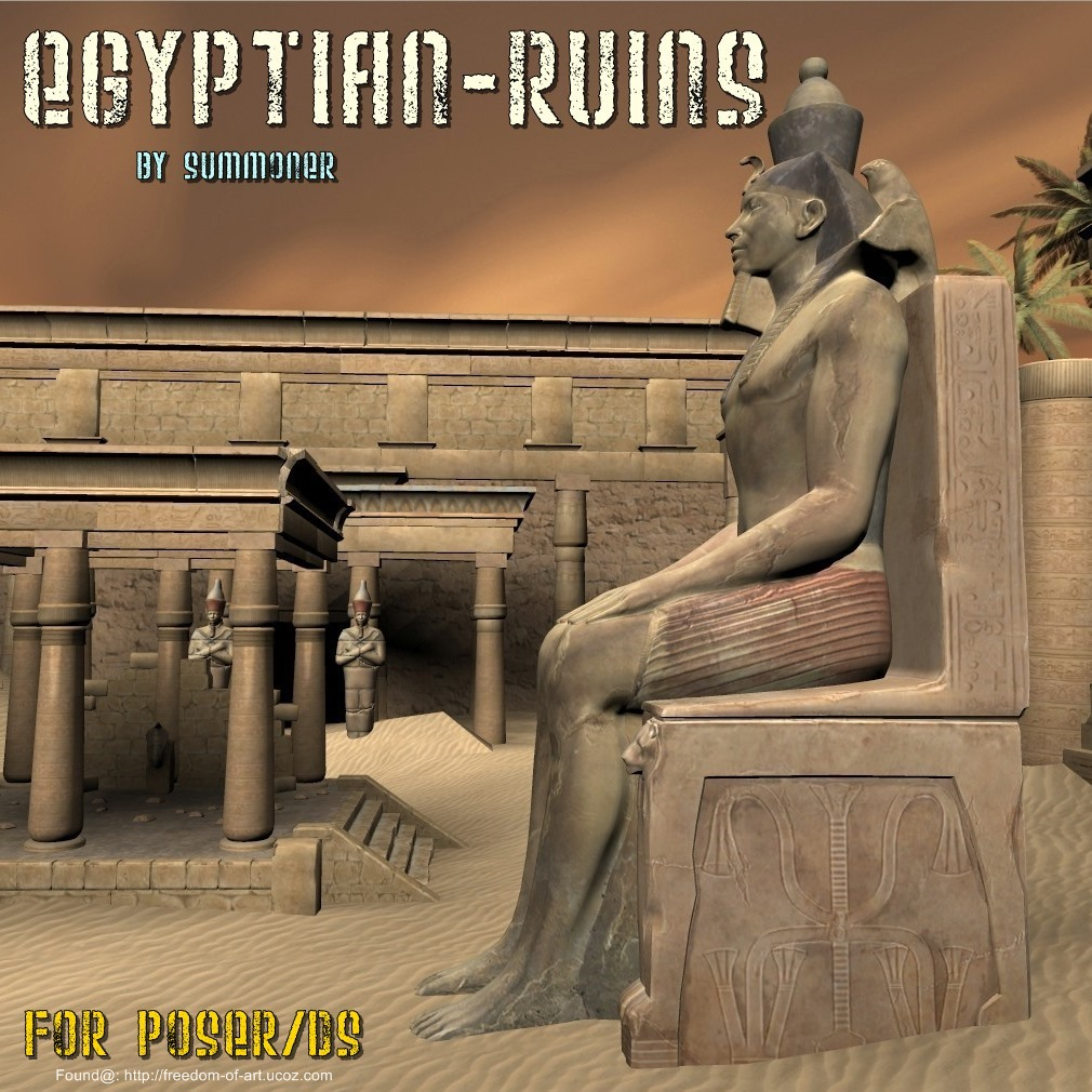 Egyptian Ruins [Exclusive]