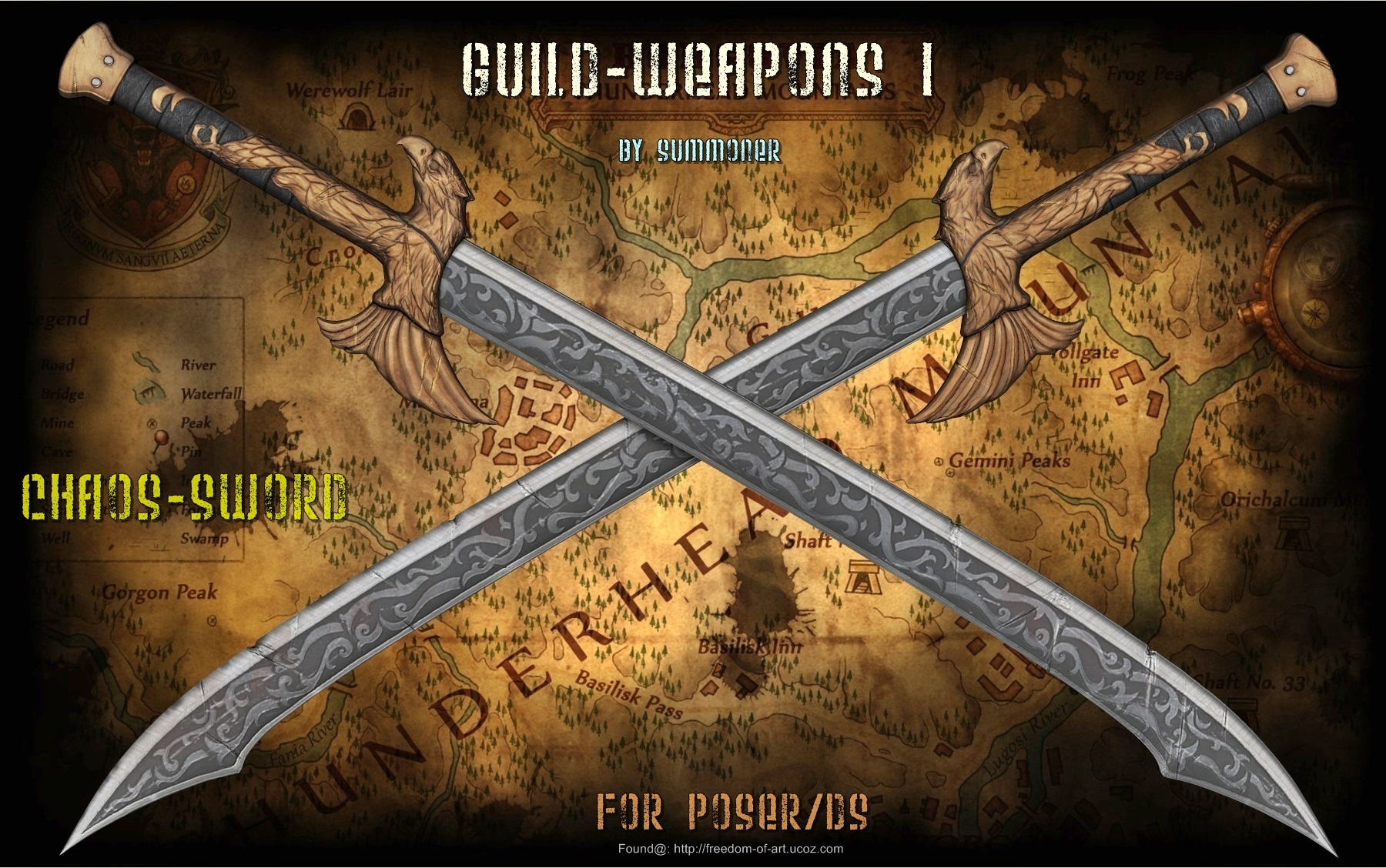 Guild Weapons 1