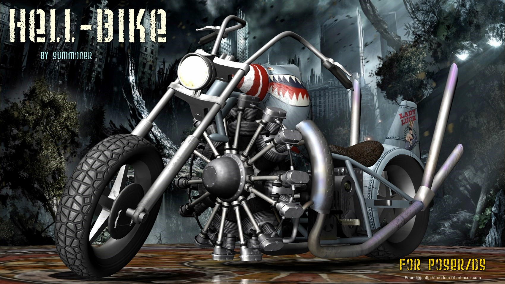 Hell Bike [Exclusive]