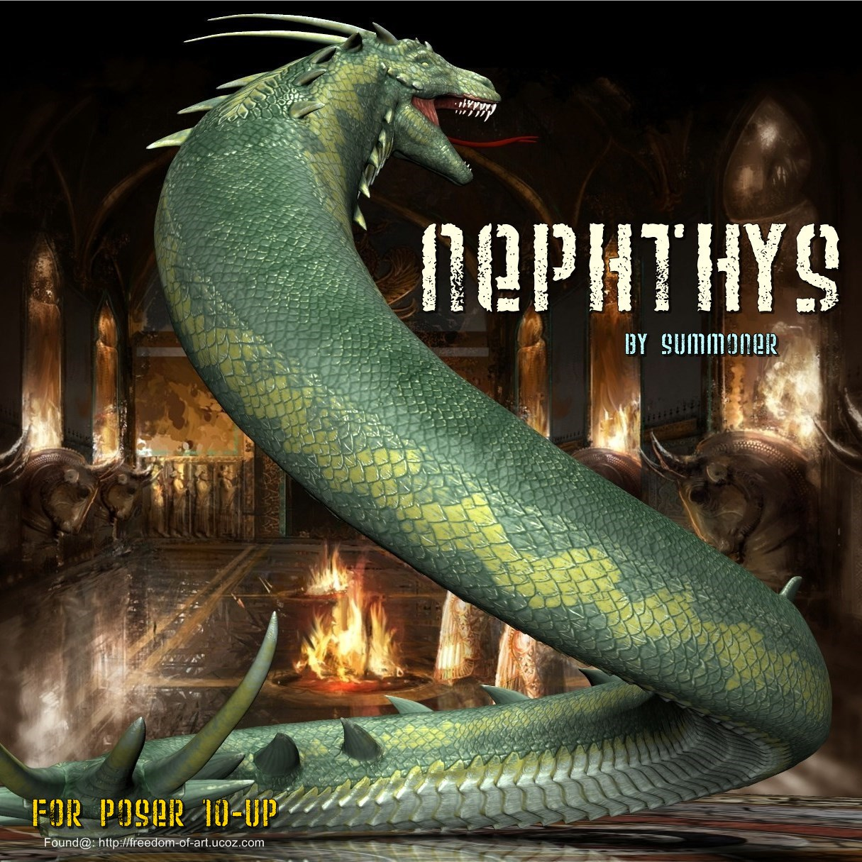 Nephthys [Exclusive]