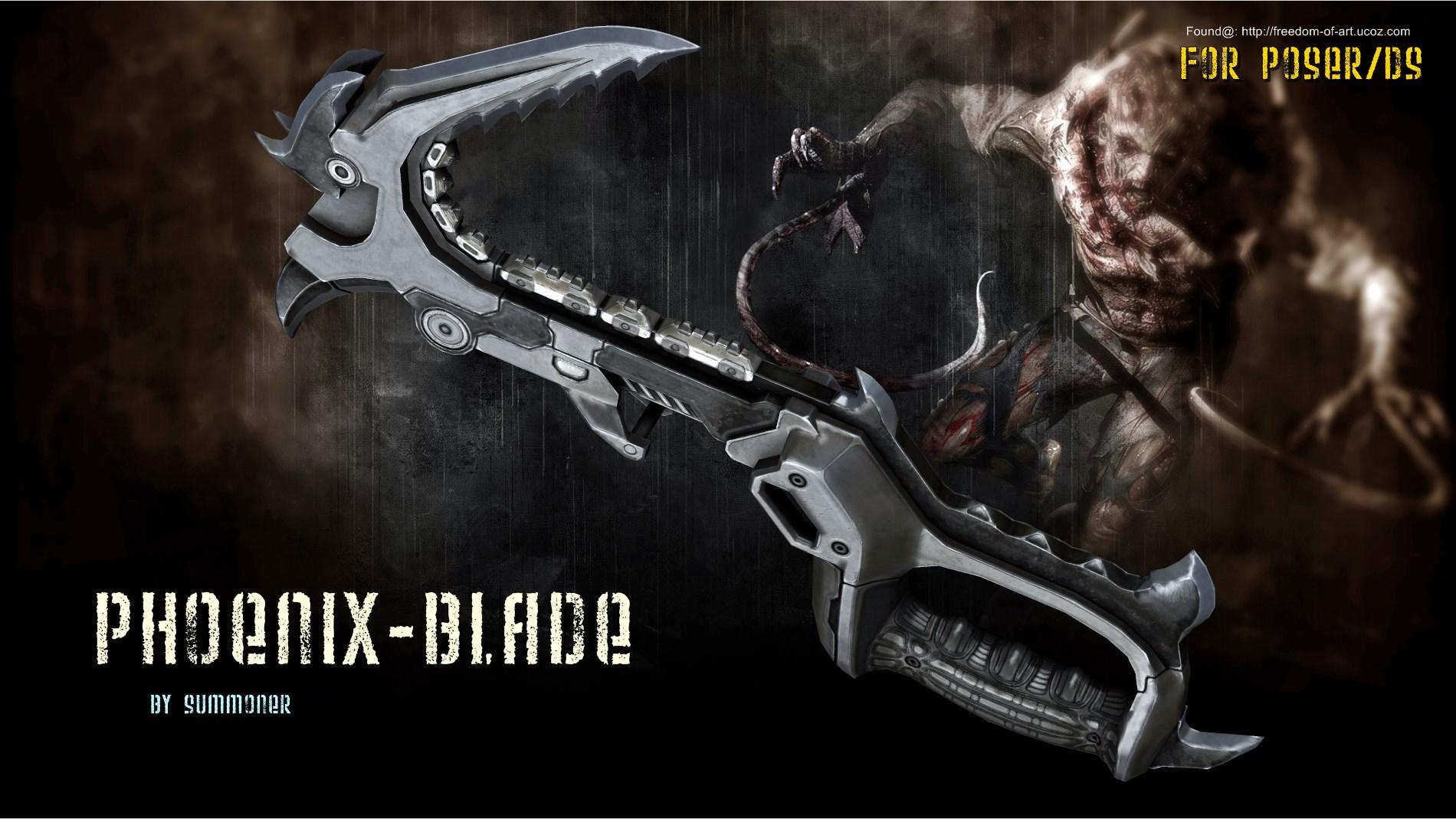 Phoenix Blade