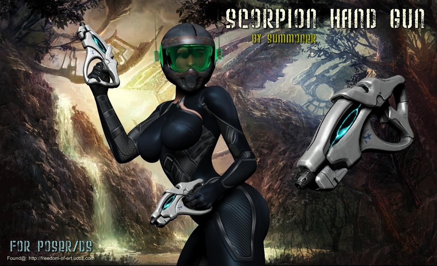 Scorpion Gun