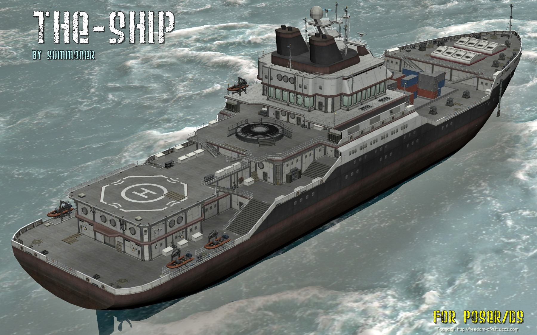The Ship *Exclusive*