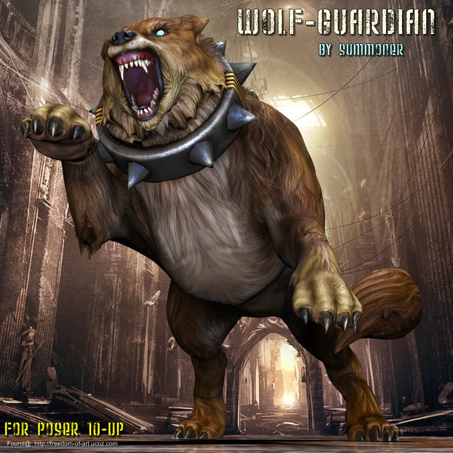 Wolf Guardian *Exclusive*
