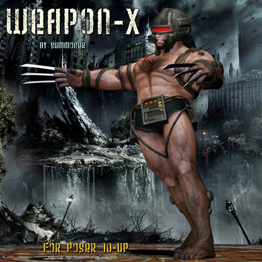 WeaponX [Exclusive]